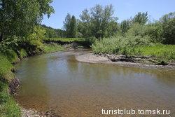 Томь – главная река в Томске