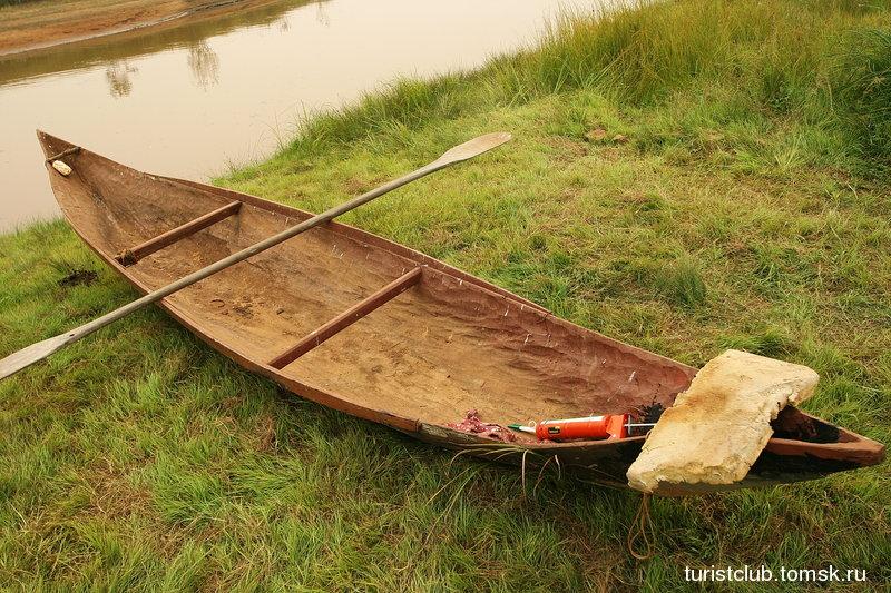 хантейская лодка